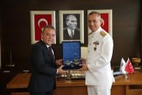 CUMHURIYET - Başkan Böcek Açıklaması 'Denizkurdu Türk Donanmasının Gücünü Dünyaya Gösterdi'