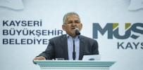 MEMDUH BÜYÜKKıLıÇ - Başkan Büyükkılıç Açıklaması 'Türk Milleti Yetimin Elini Bırakmaz'