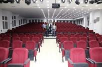 Başkan Kılınç Abdulhamid Han Gençlik Merkezini İnceledi