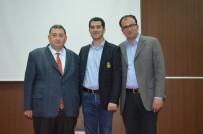 ÇİN - Bolvadin'de Yeni İpek Yolu 'Bir Kuşak Bir Yol (OBOR)' Konferansı