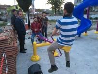 Cenk Eren, Söz Verdiği Parkı Yaptırdı
