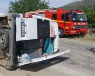 Denizli'de Trafik Kazası Açıklaması7 Yaralı