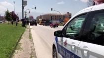 Düzce'de Traktör İle Motosiklet Çarpıştı Açıklaması 1 Ölü