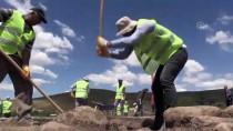 ARKEOLOJI - Geleceğin Arkeologları Kazı Çalışmalarına Katıldı
