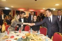 Hakkari'de Şehit Ve Gazi Ailelerine İftar Yemeği