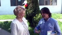 BEDENSEL ENGELLİ - İHH'dan Kuzey Makedonya'da Eğitime Destek