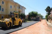 CUMHURIYET - İzmit'te Yol Asfaltlama Çalışmaları Sürüyor