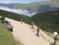 DOĞU KARADENIZ - Karadeniz'de PKK'ya büyük darbe...Eren Bülbül'ün kanı yerde kalmadı