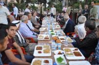 Kaymakam Yüzer'den Şehit Ve Gazi Yakınları İftar Yemeği
