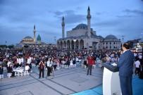 Konya'da Ümmetin Yetimleri Kardeşlik İftarında Buluştu