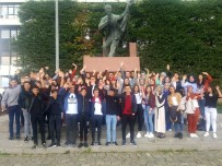 Lise Öğrencilerinden Dokuz Eylül Üniversitesi'ne Gezi