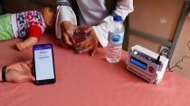 LİSE ÖĞRENCİSİ - Liselilerden 'Nöbetçi Ateş Ölçer' Cihazı