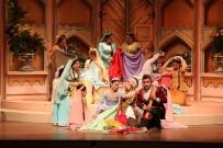 MDOB, 'Arşın Mal Alan' Operetini Sahneleyecek