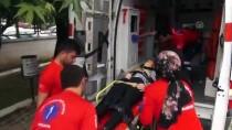 TRAFIK KAZASı - Paramedik Öğrencilerine 'Trafik Kazası' Tatbikatla Anlatıldı