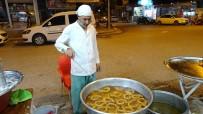 ÇİĞ KÖFTE - Ramazanda Halka Tatlısına Rağbet Arttı