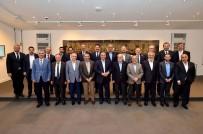 İLİM YAYMA CEMİYETİ - Sivil Toplum Kuruluşlarının Başkanları Yıldız Holding İftarında Buluştu