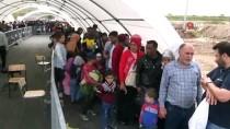 Suriyeliler Bayram İçin Akın Akın Ülkelerine Gidiyor
