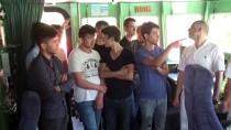 TCG Alanya Savaş Gemisi Ziyarete Açıldı
