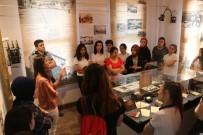 Turgutlu Kent Müzesi Ziyaretçi Akınına Uğradı