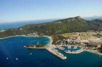 GÜVENLİ BÖLGE - Türkiye'nin Kruvaziyer Turizmde Yükselişi Devam Ediyor
