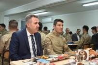 Vali Elban, Doğubayazıt'ta Askerle İftarda Buluştu