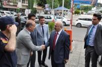 Vali Köşger'den Başkan Kaya'ya Hayırlı Olsun Ziyareti