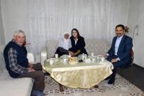 Vali Mustafa Masatlı Ve Eşi Karabağ Ailesinin İftar Sofrasına Misafir Oldu