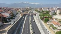 Yeni Cadde İle Trafik Ferahladı