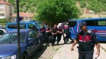 Yozgat'ta Kayınbiraderini Öldüren Zanlı Tutuklandı