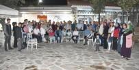 Aliağa'da Şehit Aileleri Ve Gaziler İftarda Bir Araya Geldi