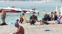 Antalya'da Mayıs Ayında Deniz Keyfi