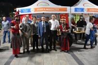 Aydın'da Dünya Süt Günü'nde Sütlaç Dağıtıldı