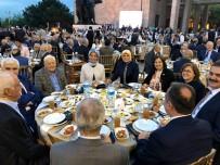 MECLİS BAŞKANLARI - Başkan Şahin TBMM'de İftar Programına Katıldı