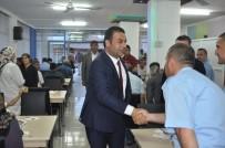Başkan Yıldırım, Personel İle İftarda Buluştu