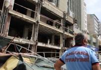 K9 - Başkent'te İskele Çöktü Açıklaması 2 Yaralı