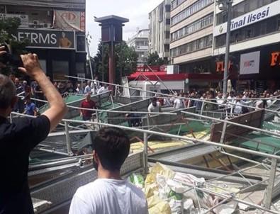 Ankara'da faciadan dönüldü