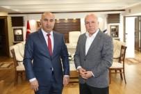 Başkonsolos Guliyev'den Başkan Sekmen'e Ziyaret