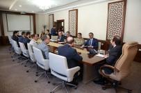 Bayburt'ta Üniversite Güvenlik Toplantısı Yapıldı
