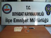 Boyabat'ta Uyuşturucu Operasyonu