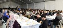 Büyükşehir'den 85 Bin Kişiye İftar Yemeği