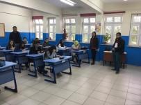 Çavdarhisar'da Deneme Sınavı
