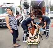 Denizli'de Öğrenci Servisi Kazası Açıklaması 14 Yaralı