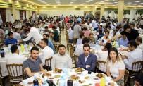 AVNI DOĞAN - Dicle Elektrik Ailesi Şanlıurfa'daki İftarda Bir Araya Geldi
