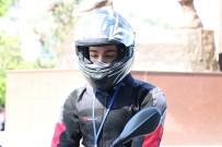 Dünyada Bir İlk, Geçirdiği Motosiklet Kazası Hayatını Değiştirdi
