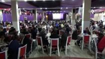 Eğitim-Bir-Sen Yüksekova'da İftar Yemeği Verdi