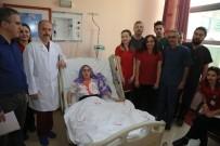 Erzurum BEAH 4 Cm Kesi İle Aort Kapağı Değişti