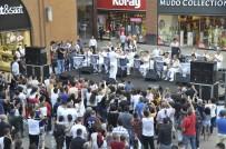 Forum Mersin'de 19 Mayıs Coşkusu Üç Gün Sürdü