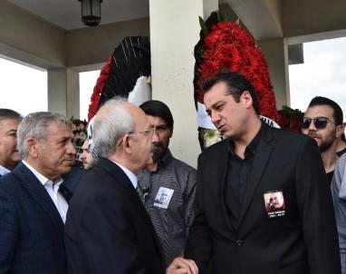 Gazeteci Taki Doğan'a veda