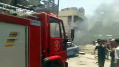 Cerablus'ta bombalı saldırı: 12 yaralı