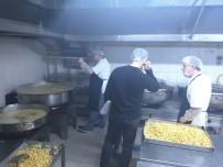 İzmit'te Cenaze Yemeklerinde Sorun Yok